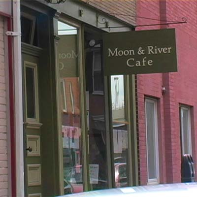Moon & River Cafe